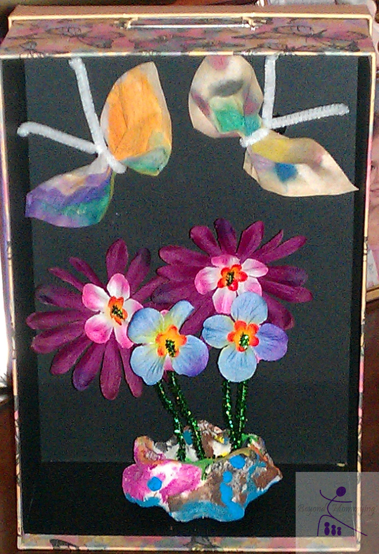 Handmade Farewell Flowers