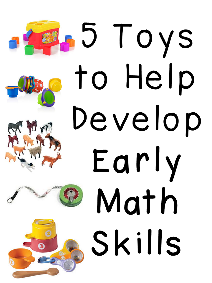 5 Toys for Promoting Early Math Development - Beyond Mommying