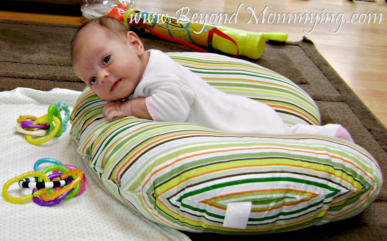 10 Ways To Use A Boppy Pillow Beyond Mommying