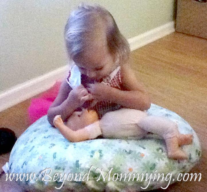 s feed doll boppy pillow wm