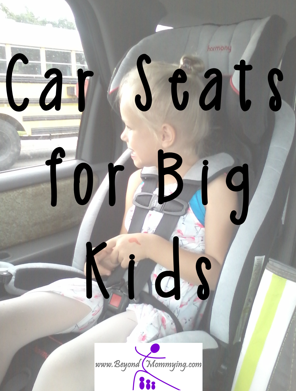 car seats for big kids