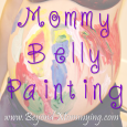 Mommy Belly Painting