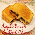 Apple Bacon Grilled Cheese