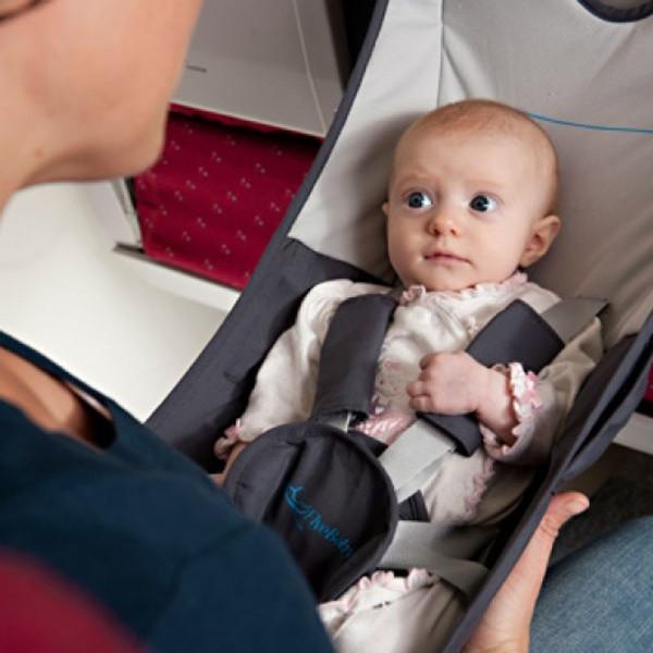 Portable Toddler Car Seat Airplane