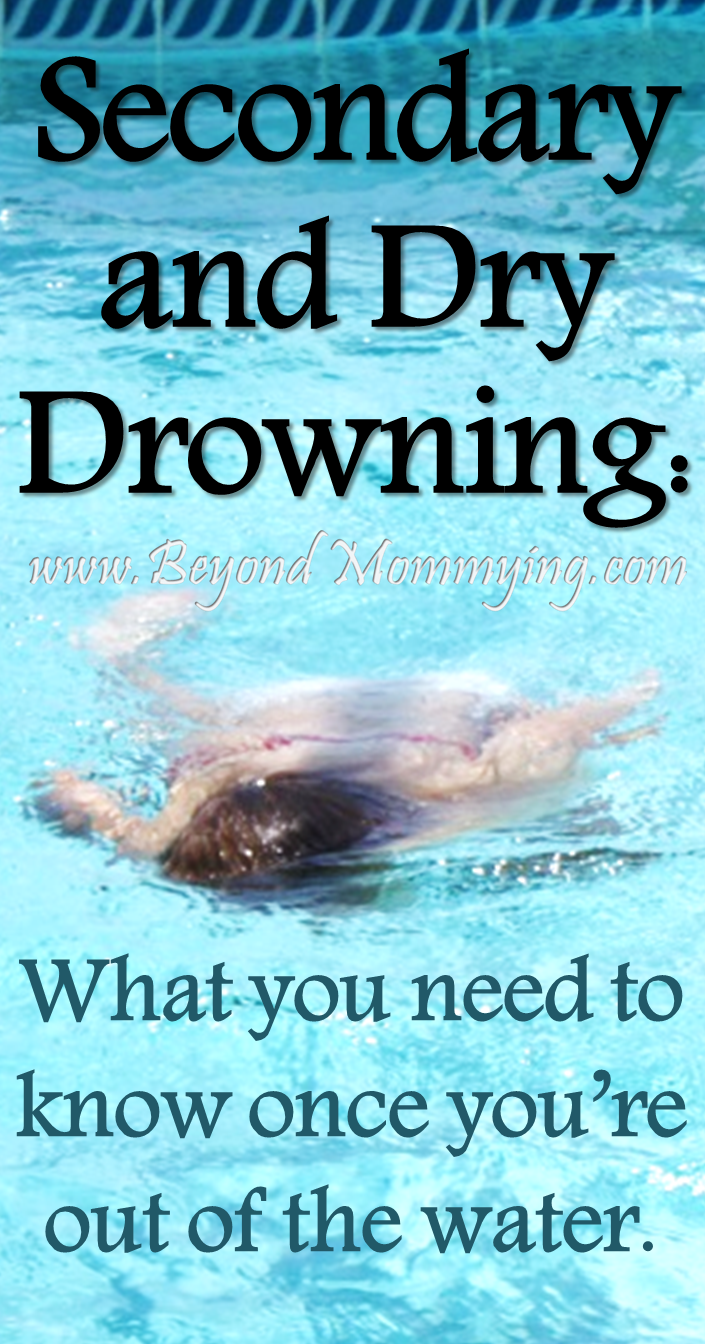 secondary drowning dry drowning