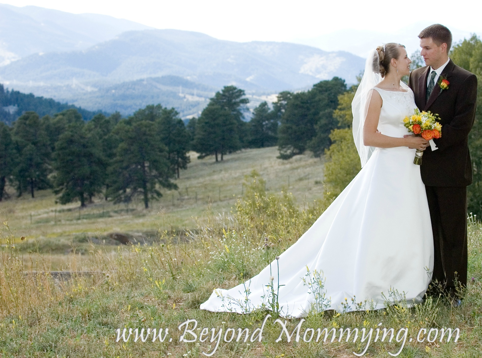 wedding landscap