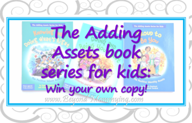The Adding Assets Series of books for kids helps empowers children to do and be their best through the exploration of 40 positive developmental assets.