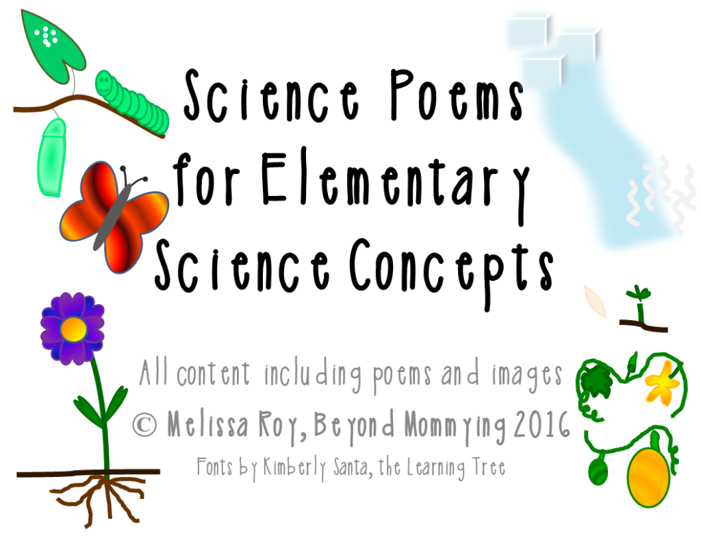 elementary-science-poems