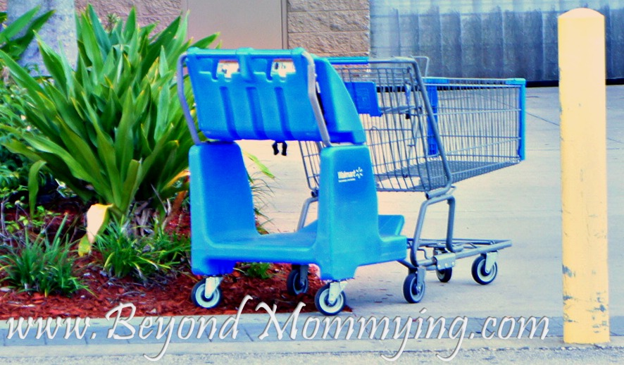 walmart trolley