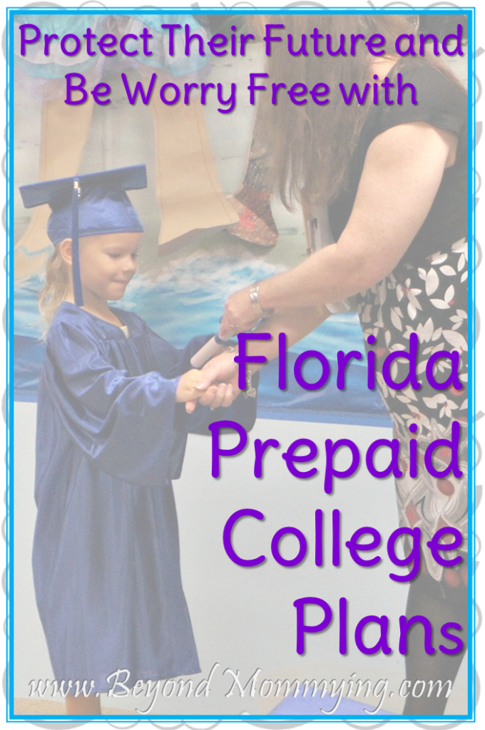 College is expensive but the Florida Prepaid College Plans make saving for college easy with a small investment now that pays off big later. [ad]