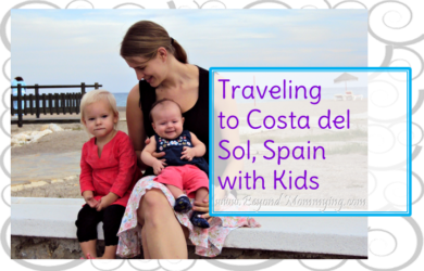 Traveling to the Costa del Sol region of Spain and Malaga with Kids