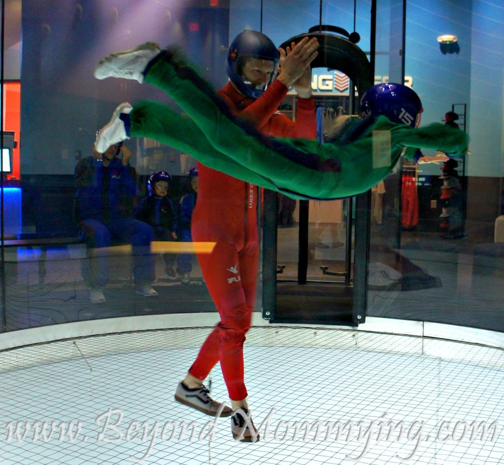 Take the kids for a fun family outing at iFLY Fort Lauderdale. Kids of all ages, from 3 up to parents and even grandparents, can experience flight. [ad]