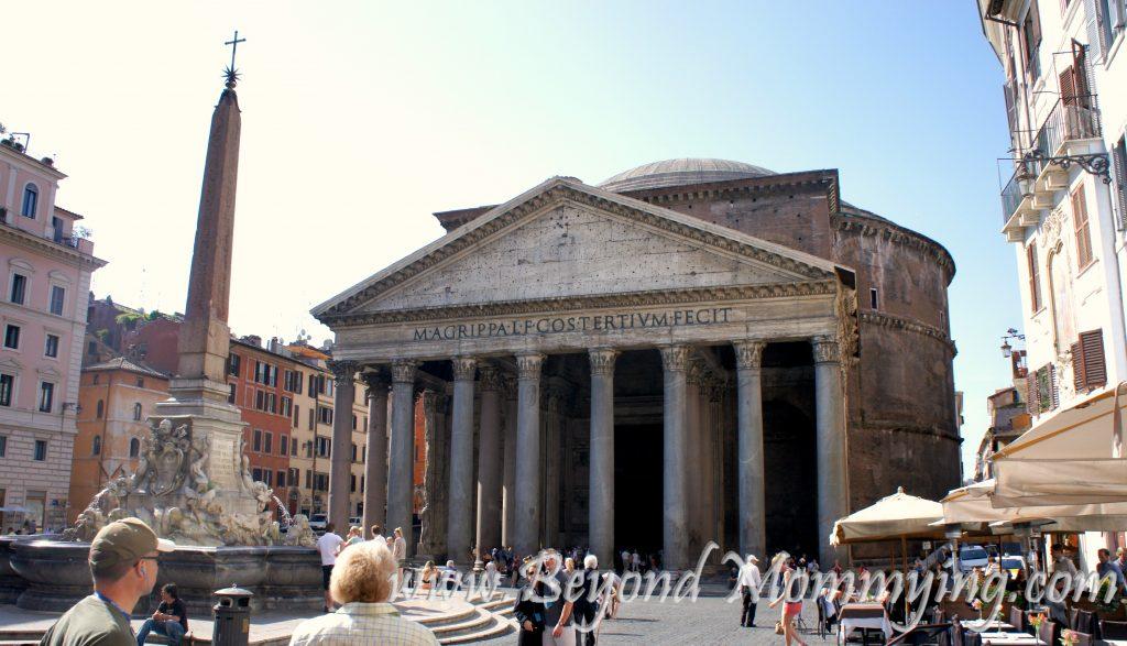 chaos dunk pantheon rome - photo#3