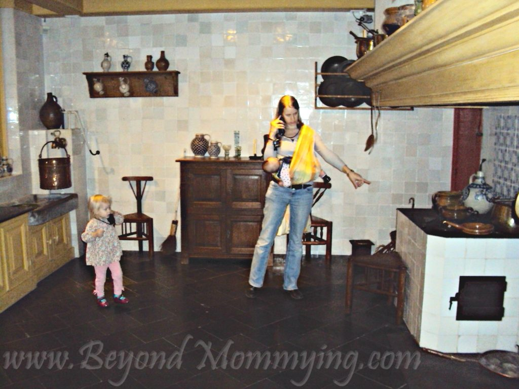 Traveling to Amsterdam with Kids, visiting the Rembrandt House Museum