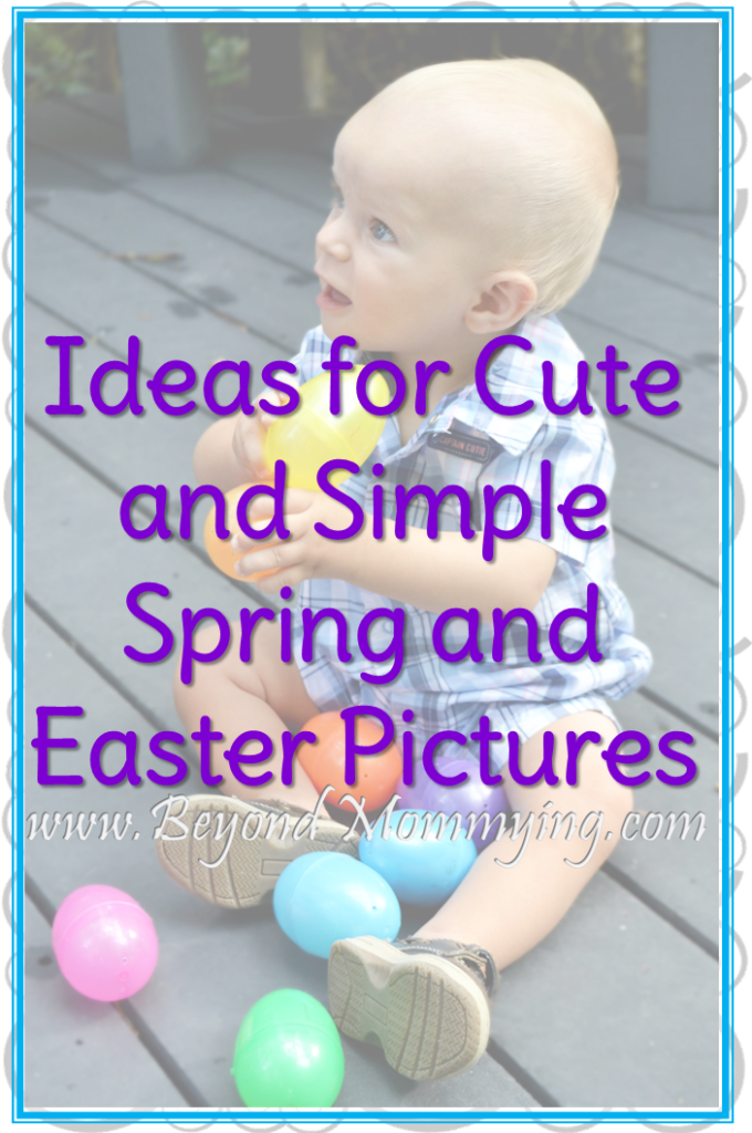 Spring and Easter pictures are the perfect time to have a little fun and capture some unique memories using different props and settings, no posed pictures or forced smiles necessary!