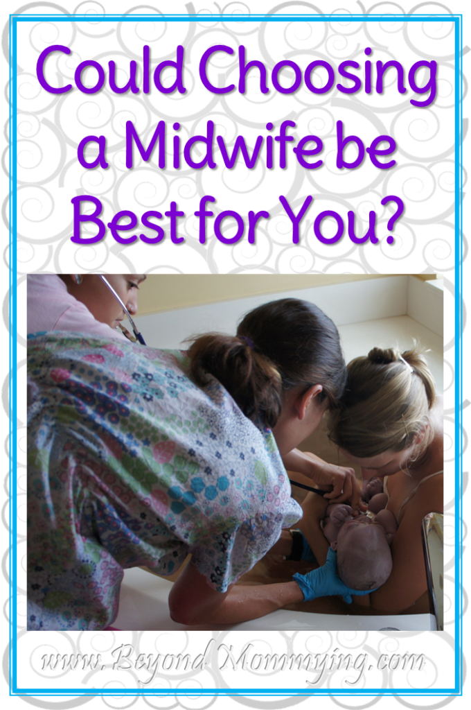 Reasons why choosing a midwife for pregnancy care and the birth of a baby might be the best choice for many women.