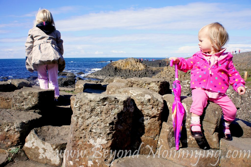 Traveling to Northern Ireland with Kids: Giant's Causeway