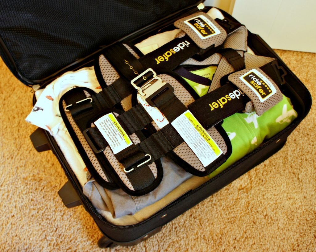 7 Reasons Travel Vests Beat Booster Seats when Traveling ...