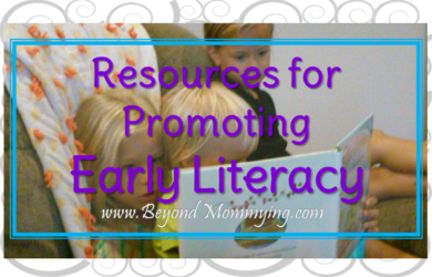 Early literacy is important to life-long success and disadvantaged children are at the greatest risk, here's easy ways to promote early literacy skills.