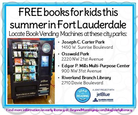 Jetblue Soar into Reading Program 2017 in Ft. Lauderdale
