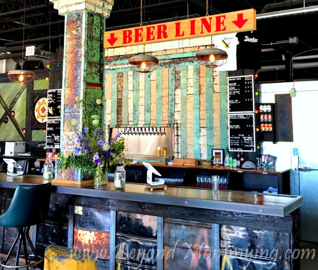 Bunker Brewing Company: Portland, Maine