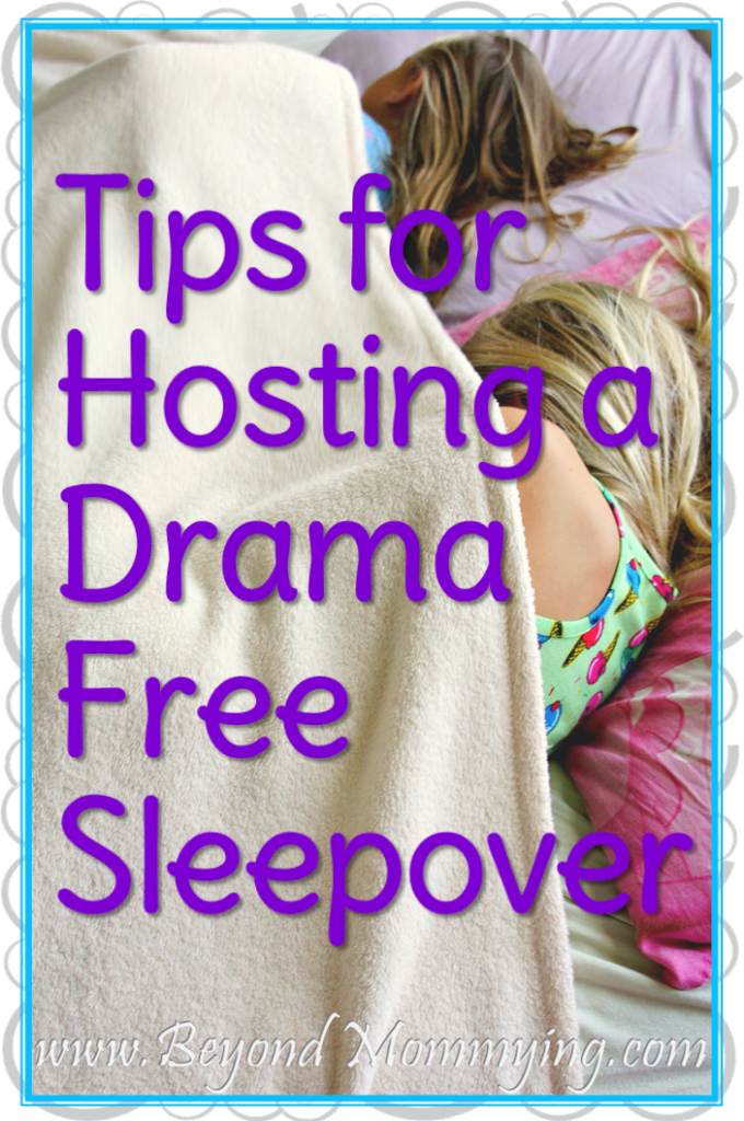 A few simple things that can make a girls' first sleepover drama free and fun for everyone from picking the right friends to setting boundaries.
