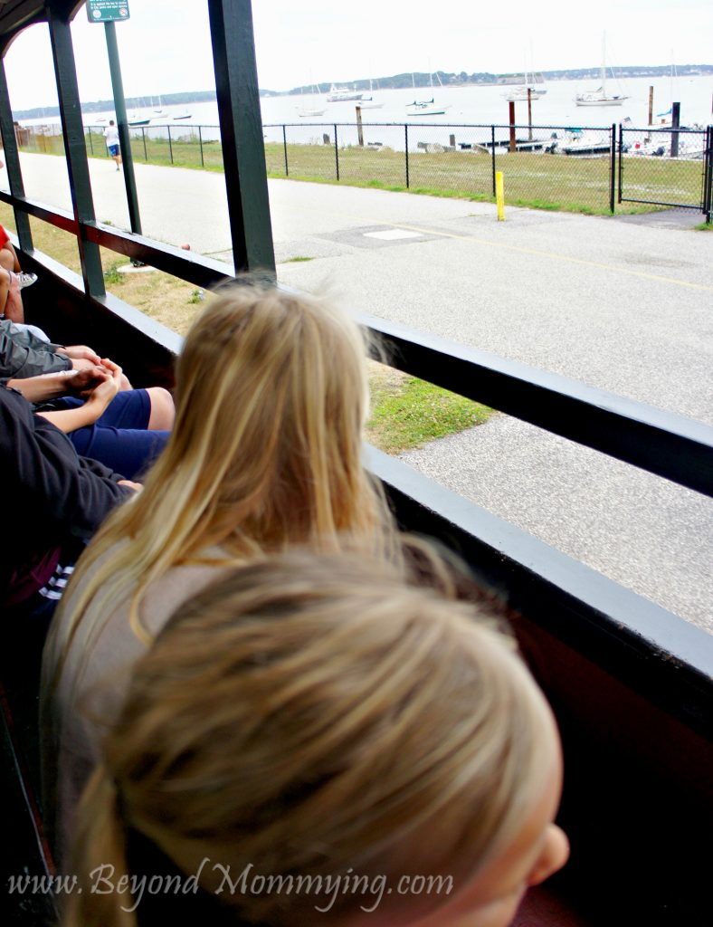 Things to do with kids in Portland, Maine: Narrow Gauge Railroad