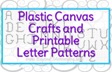 Plastic canvas is the perfect craft for different projects and is fun for creators of all ages. It can be used to make fun, decorative or useful things.