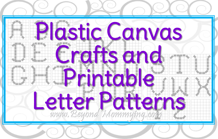 photo about Printable Canvas named Techniques towards Hire Plastic Canvas and Printable Plastic Canvas Letter Behavior