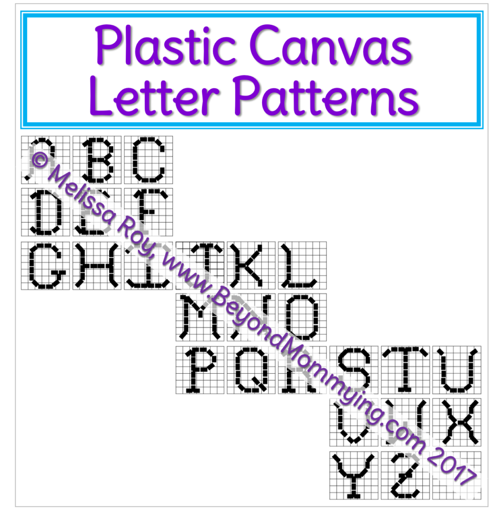 photograph about Free Printable Plastic Canvas Tissue Box Patterns named Methods in direction of Employ Plastic Canvas and Printable Plastic Canvas