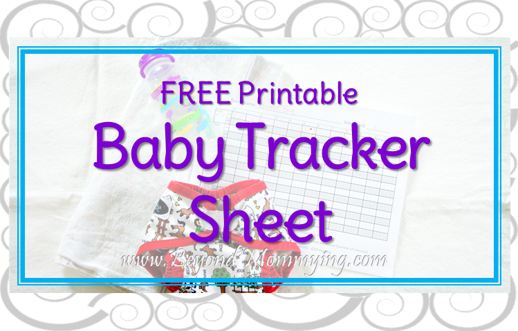Baby's first days can be a blur of feeding, diapers and hoping for sleep. Free printable baby tracker helps record baby's day and find patterns in behavior.