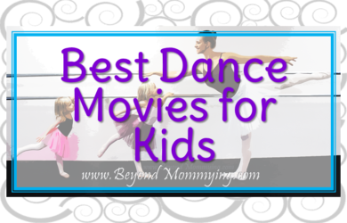 My favorite kids dance movies for inspiring little dancers from fictional characters to documentaries following young dancers achieve their dreams.