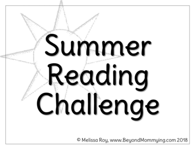 A different kind of summer Reading Challenge that encourages kids to read books in different genres rather than focusing on how much or how long kids read.
